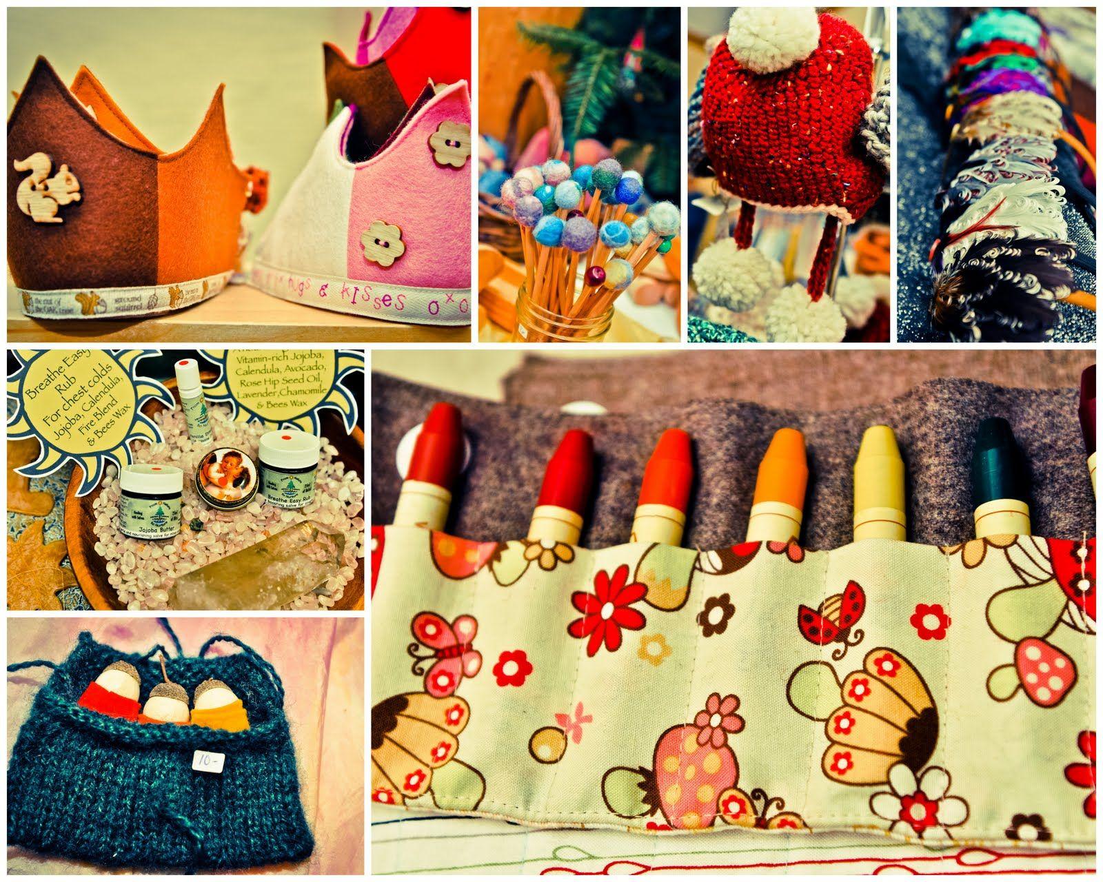 Waldorf Steiner Christmas craft
