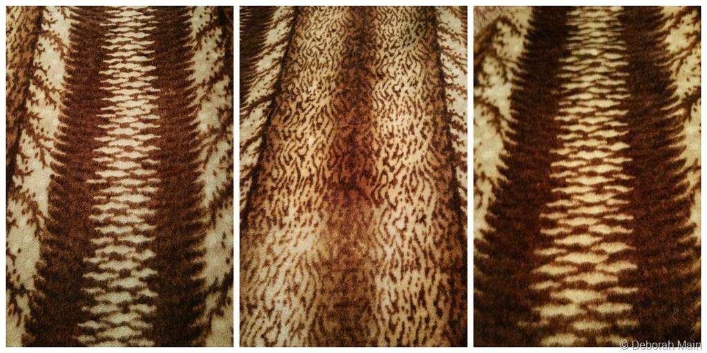 Vintage Rugs & Blankets Custom made into luxury pillows by Deborah Main. #TextureTuesday