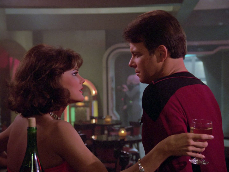 Carolyn Mccormick As Minuet In Memory Alpha The Star Trek Wiki