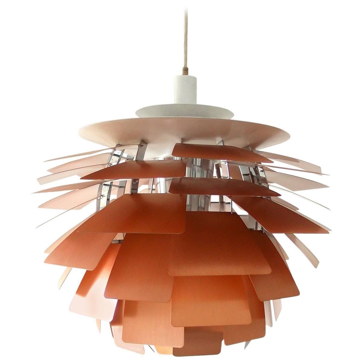Early Poul Henningsen Artichoke Lamp for Louis Poulsen, Denmark, 1960   Artichoke lamp ...
