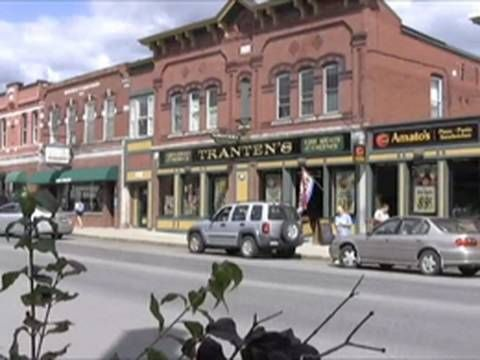 Historic Downtown Farmington Maine