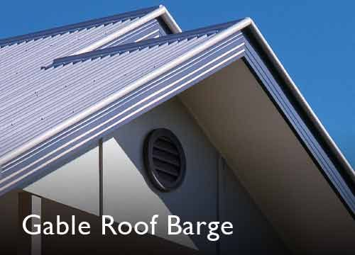Stratco Steel Gable Barge Fascia Fascia Building Construction Gable Roof