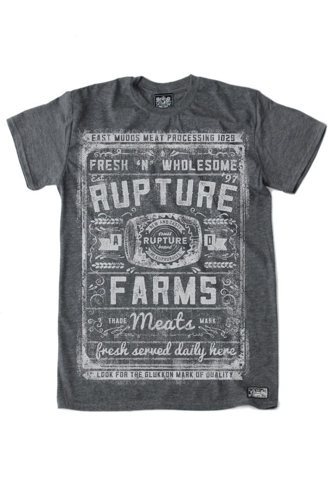 019daf98 Oddworld - Rupture Farms Official T - Shirt | Gaming fashion | Tees ...