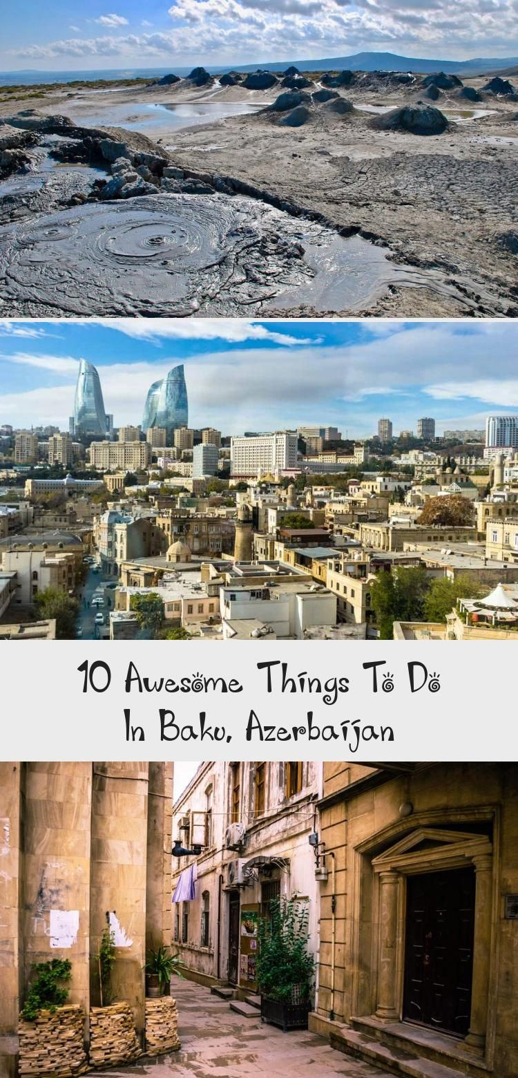 Here Are All The Top Things To Do In Baku Azerbaijan From Seeing The Incredible Flame Towers To Wandering Old C Azerbaijan Travel Culture Travel Things To Do