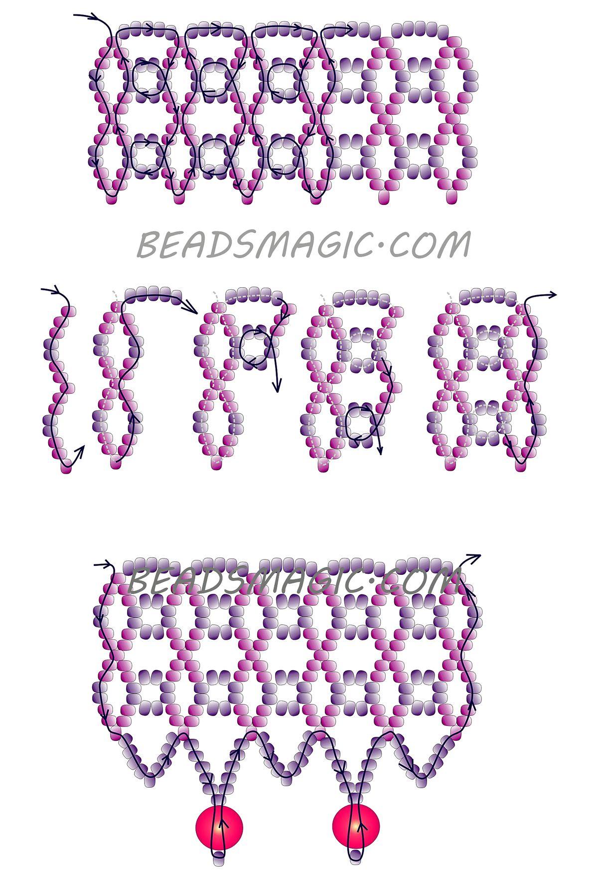 free-tutorial-beading-necklace-2.jpg 1.200×1.763 piksel