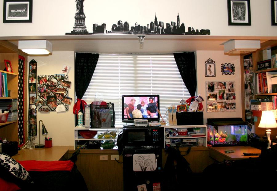 Texas Tech Dorm Room Image