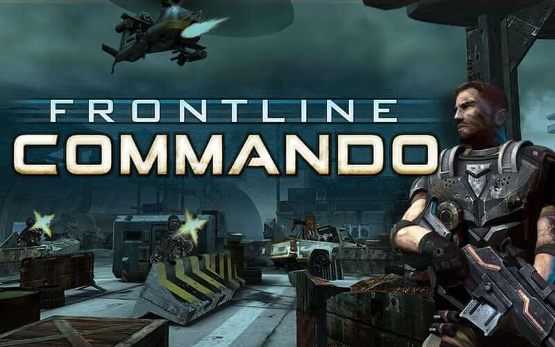 تحميل لعبة Frontline Commando 3 0 3 مهكرة للاندرويد 2018