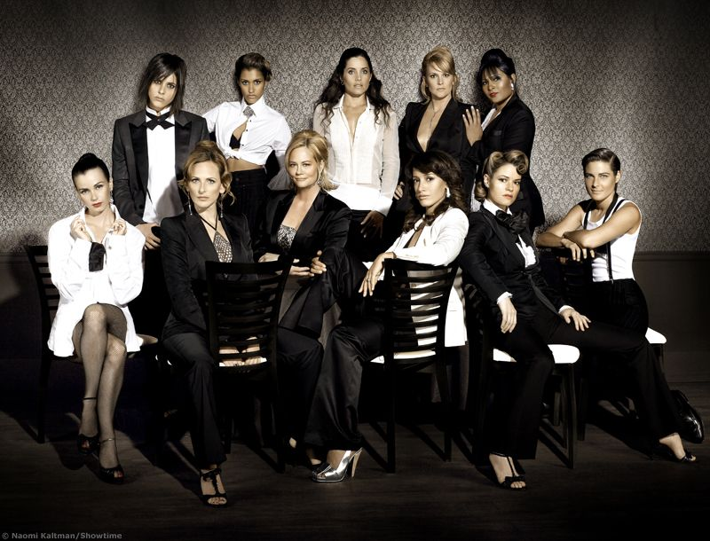 l word gay the cast