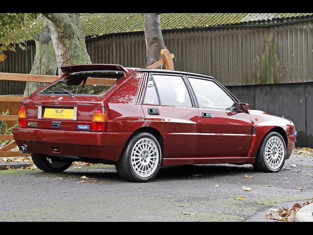 1992 LANCIA DELTA INTEGRALE Evo 1 for sale | Classic Cars For Sale ...