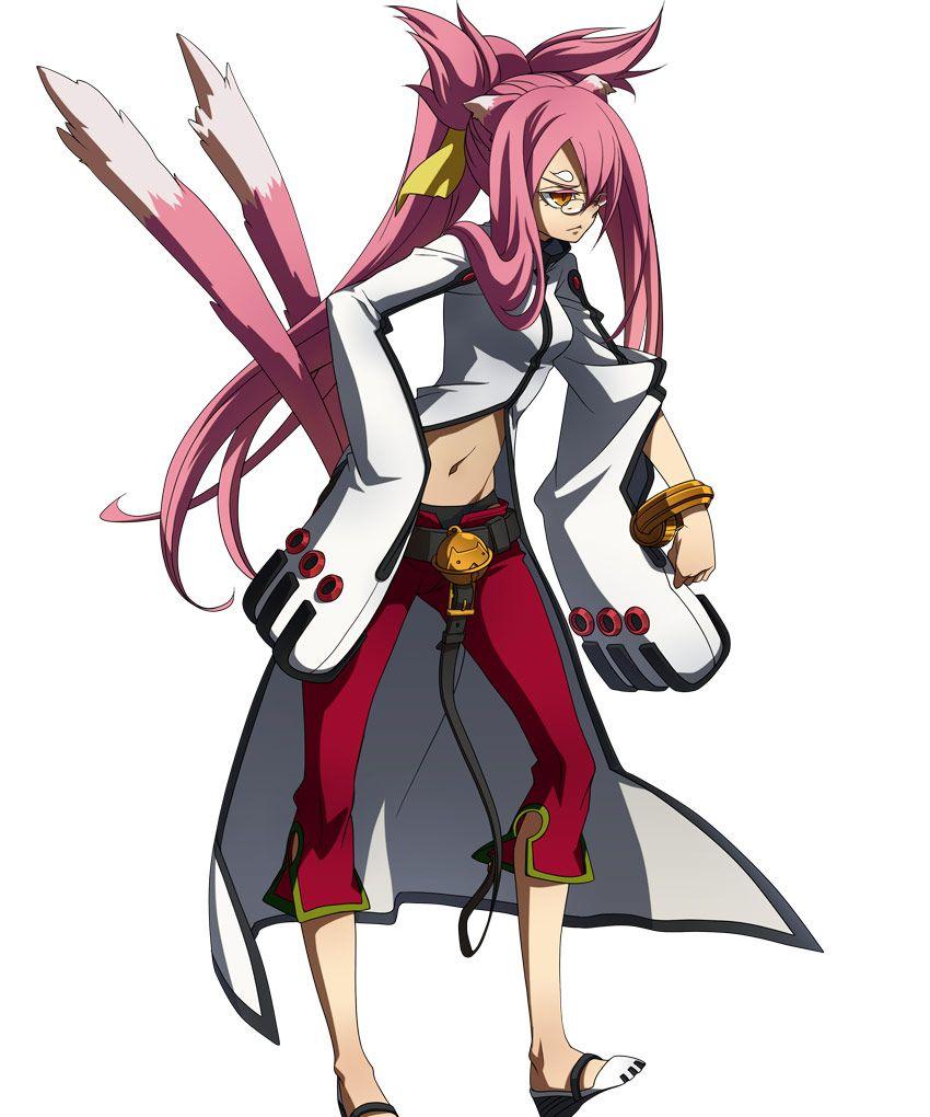 Kokonoe - Blazblue: Chrono Phantasma | Games | Character art