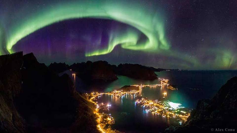 As 10 fotos mais incríveis do céu em 2016