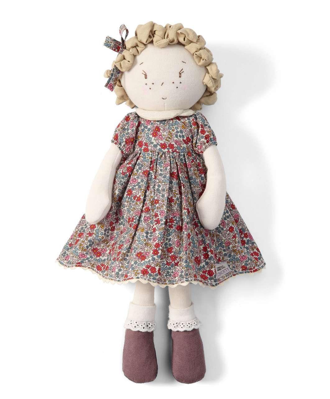 Liberty Rag Doll Liberty Interiors Toys Mamas