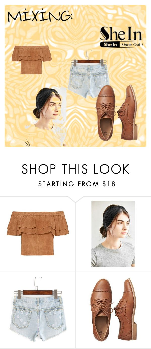 """""""MIxing"""" by faeryrain on Polyvore featuring Urban Outfitters and Gap"""