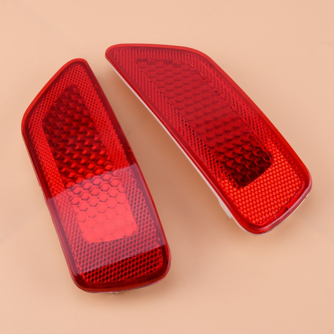 1 Pair Rear Bumper Reflector Light Lamp Fit For Jeep Grand Cherokee Compass 2011 2012 2013 2014 2015 2016 57010721a Bose Speaker Jeep Grand Cherokee Jeep Grand