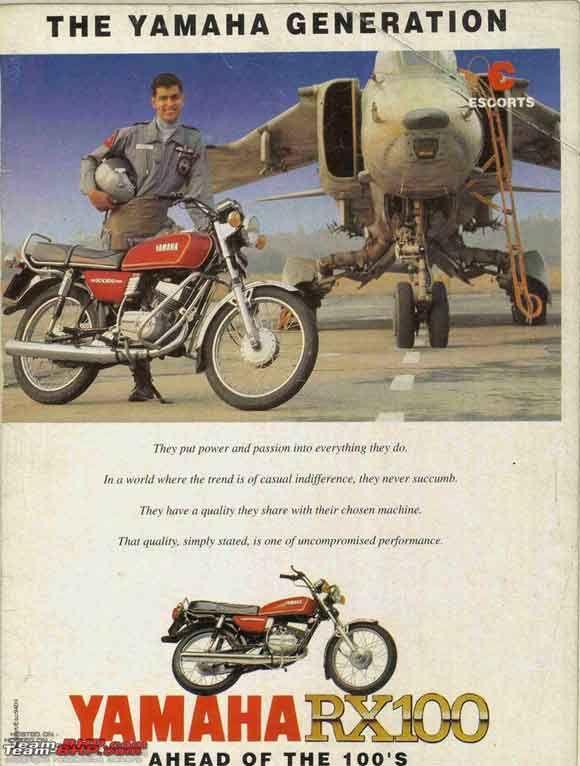 Indian Vintage Ads That Make Us Nostalgic Vintage Ads Yamaha