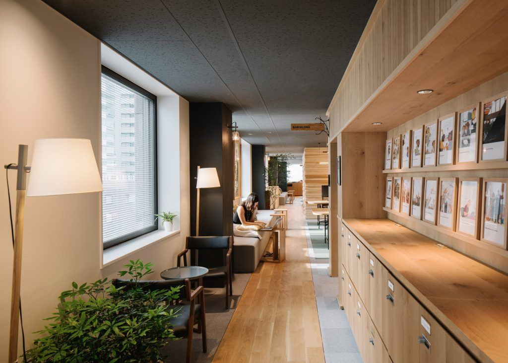 japanese office furniture. Airbnb\u0027s Tokyo Based On Japanese Style Architecture And Interiors Office Furniture T
