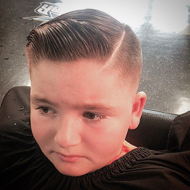 Slick Haircut With A Quiff Obviously Unhappywith Haircut