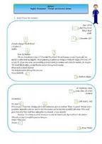 Formal and informal letters worksheets google search downloads formal and informal letters worksheets google search altavistaventures Images