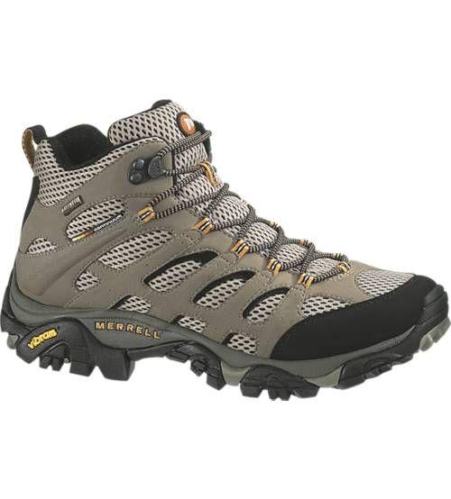 merrell moab mid gtx mens walking boots ne