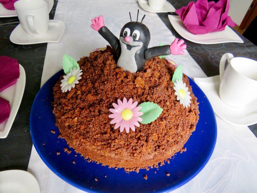 Maulwurf Torte Mole Cake Kuchen Ideen Lebensmittel Essen Und Kuchen