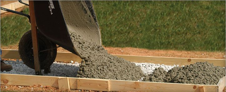 Concrete Calculator How Many Bags Of And More Cement Estimator