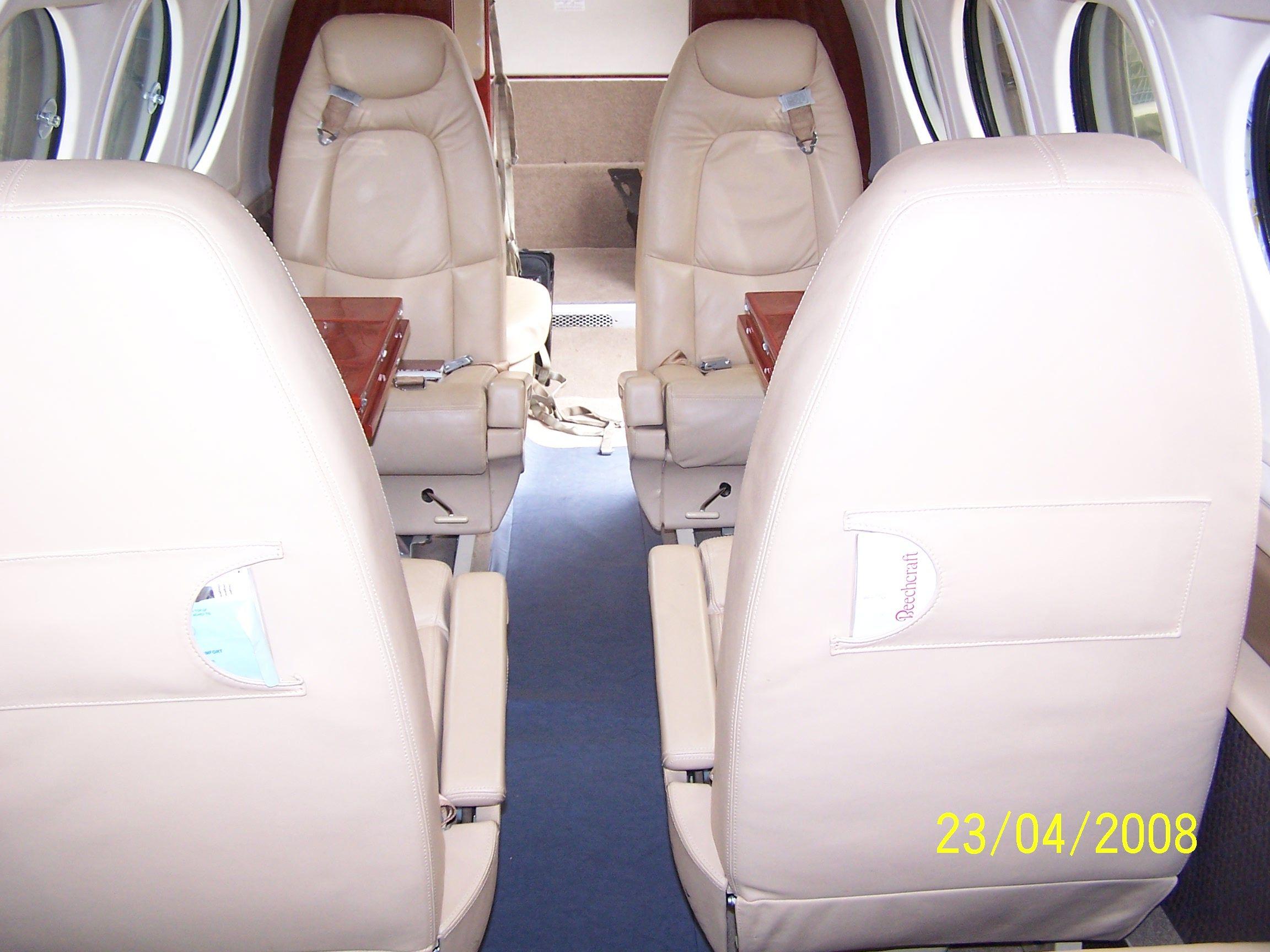 AVION BEECHCRAFT KING AIR B200 YEAR 1998 Vendu le 20/05