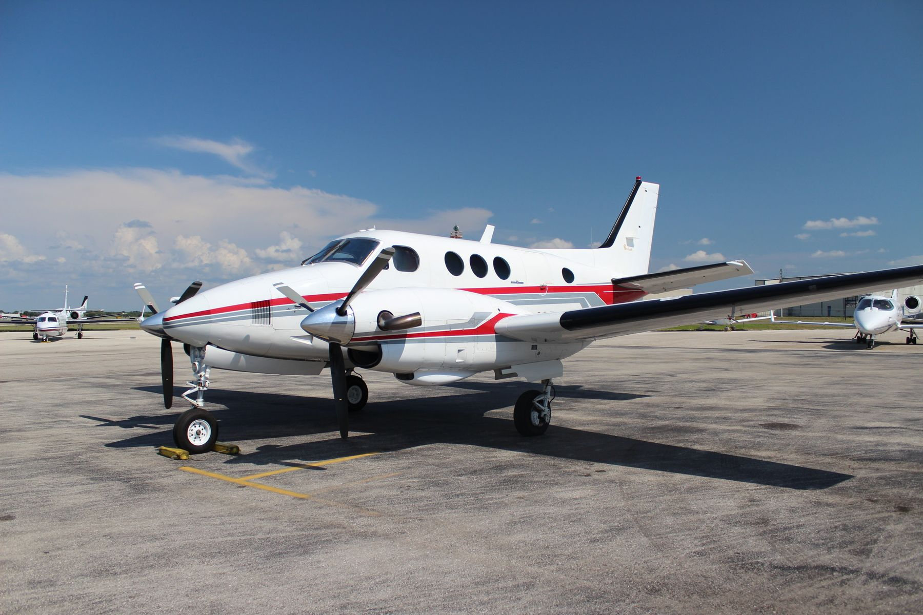 1973 Beechcraft King Air C90 => Airplane for sale