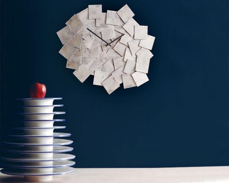 Design » Wanduhr Design \u2013 25 kreative Ideen für moderne