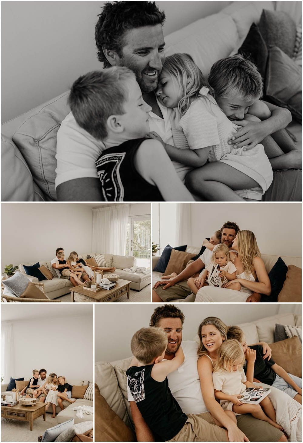 Alix + Johnny | Family Storytelling Film & Photo Session | Brisbane ~ Bec Zacher Photography