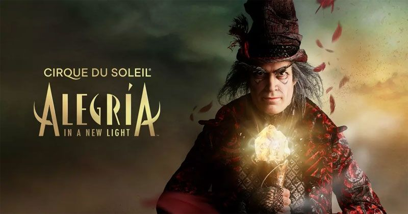 Resultado de imagen para Cirque du Soleil returns to Miami with iconic show 'Alegria'