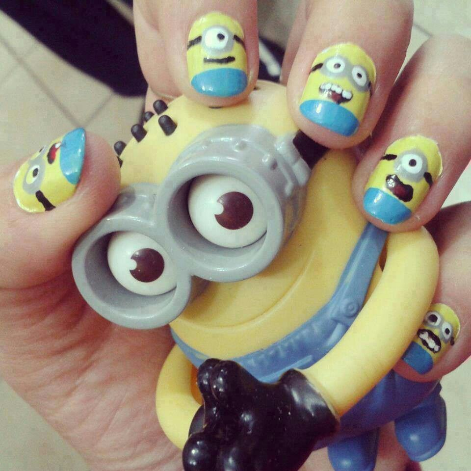 Minon movie, minion cake, minion toys, and now, you could be showing ...