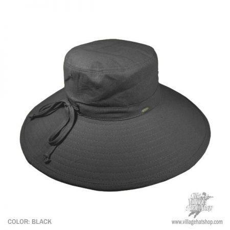 4287cc0438c Sunhat 5 Inch Brim Drawstring available at  Brighton Hat Shop