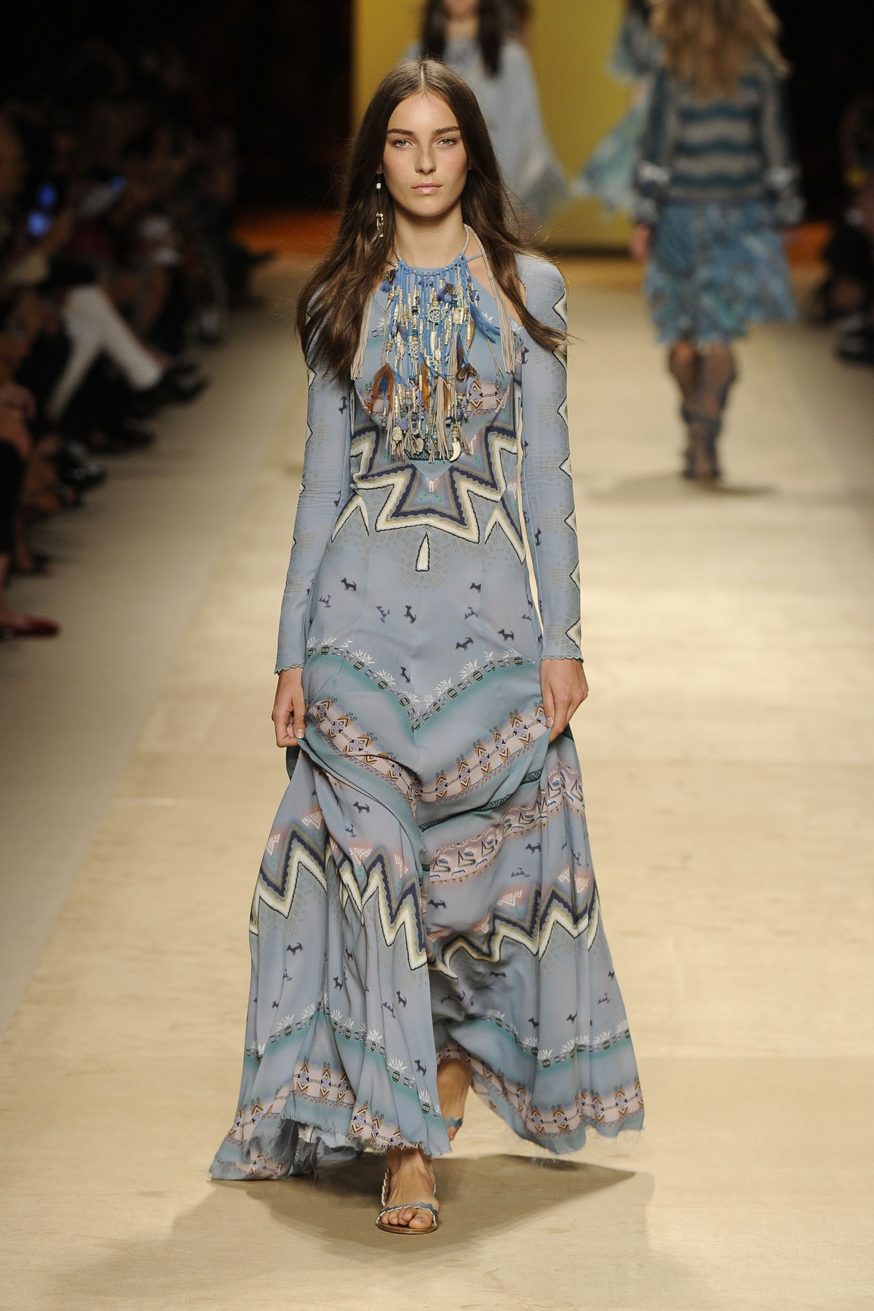 The 70s Are Alive and Well at Etro SS 15 The 70s Are Alive and Well at Etro SS 15 new images