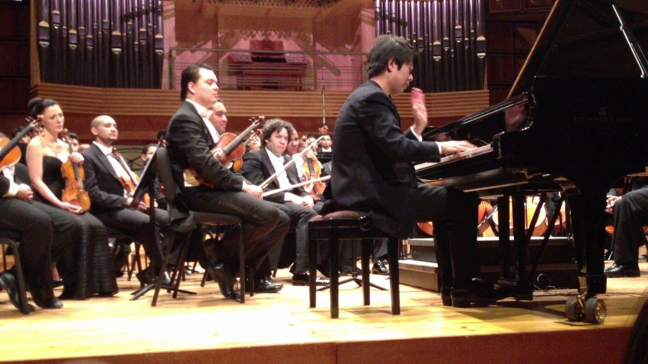 Lang Lang La Campanella Liszt Paganini Venezuela Caracas Caracas Orquesta