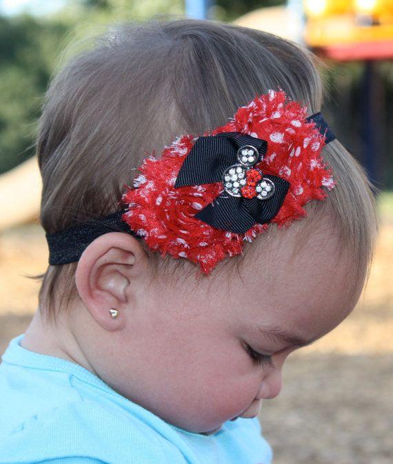 Adorable Minnie Mouse Headband