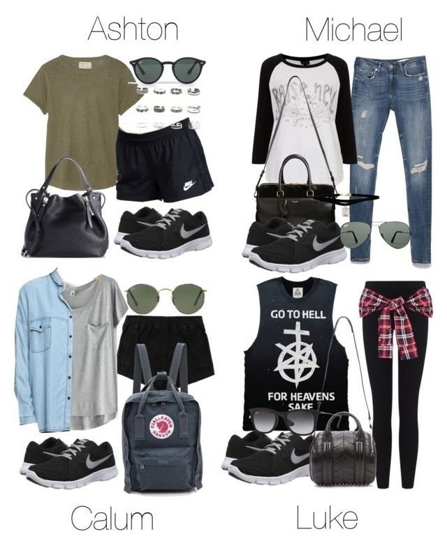 """""""5SOS Styles: NIKE Flex Run(s/s season)"""" by fivesecondsofinspiration ❤ liked on Polyvore featuring NIKE, Topshop, LULUS, Ray-Ban, Fjällräven, James Perse, Alexander Wang, Zara, Yves Saint Laurent and ASOS"""
