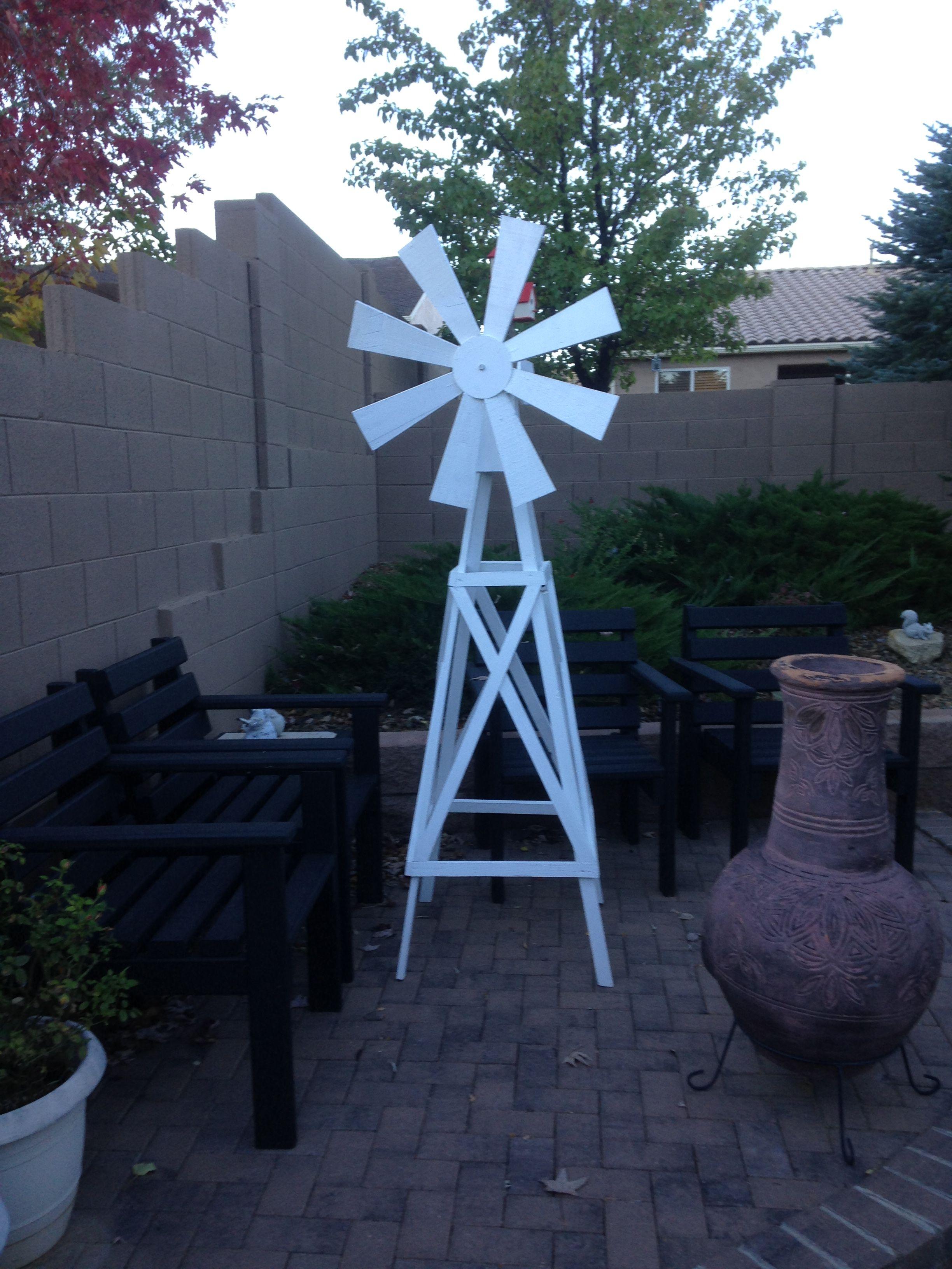 pallet wood windmill pallet wood crafts pinterest pallet