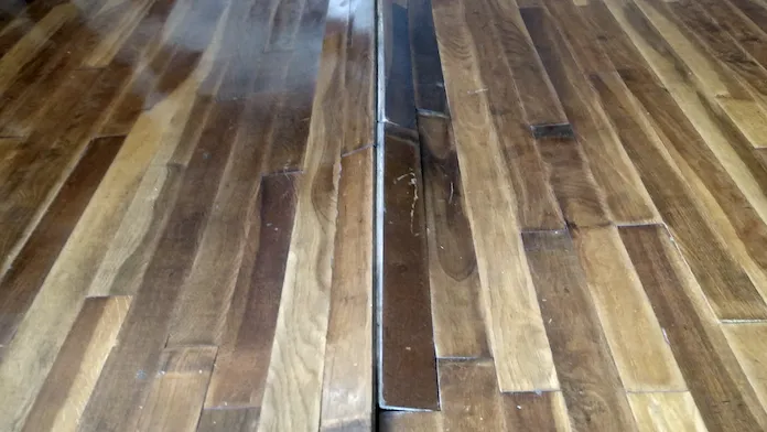 Ep 36 Buckling Floors Keeping Lovebugs Out Woodworking Cleanup Today S Homeowner Podcast Flooring Homeowner Woodworking