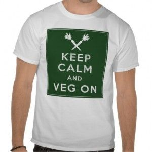 Fun vegan t-shirts!