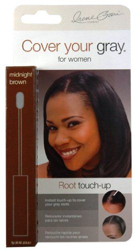 Cover Your Gray Root Touch Up, Midnight Brown, .25 oz //Price ...