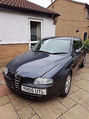 EBay Spares Or Repair Alfa Romeo Carparts Carrepair UK Salvage - Alfa romeo car parts