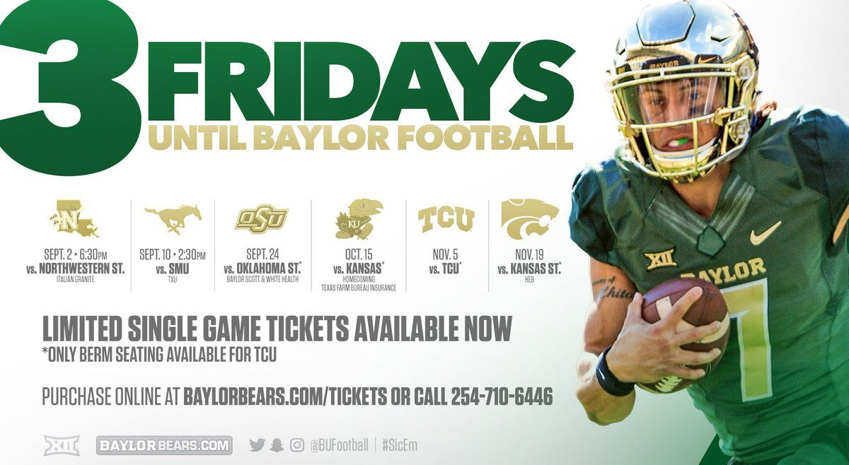 Baylor Sales and marketing, College athletics, Baylor
