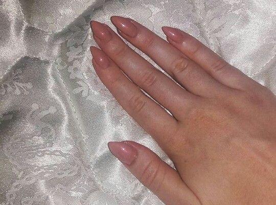 Nude nails#perfect nails💅💅