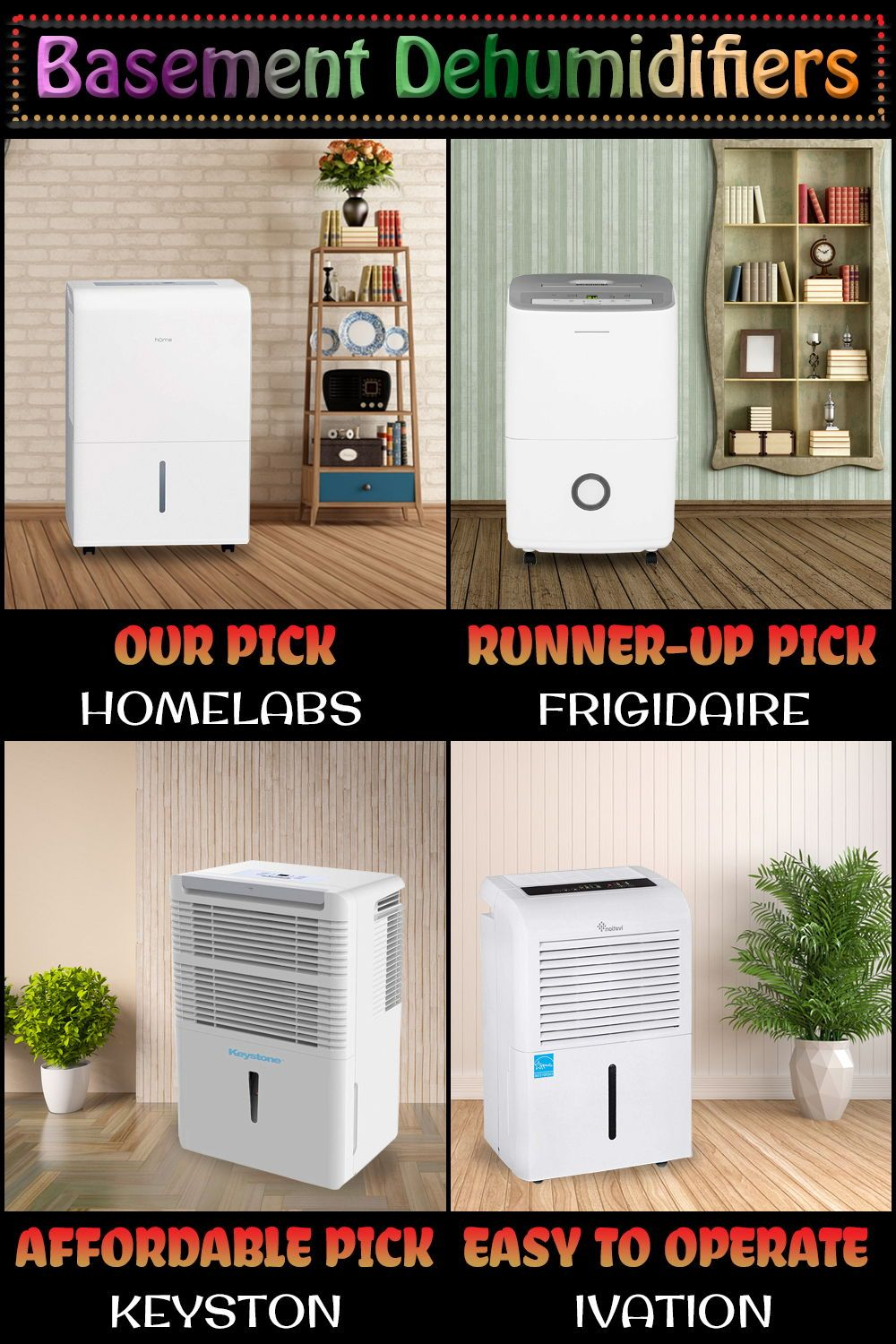 Diy Dehumidifier Top 10 Basement Dehumidifiers May 2019 Reviews Buyers Guide