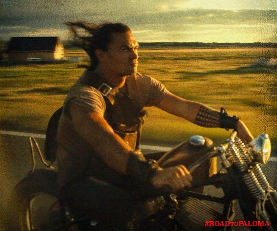 Jason Momoa Vikings: Road To Paloma-Vendetta Rider-İntikam Yolu-Jason Momoa