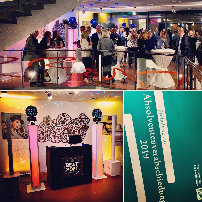 Absolventenfeier Der Fom Siegen Eventdj Siegen Hilchenbach Viktoriafilmtheater Fomhochschule Fomhochschulefurokonomieundman In 2020 Dj Instagram Event