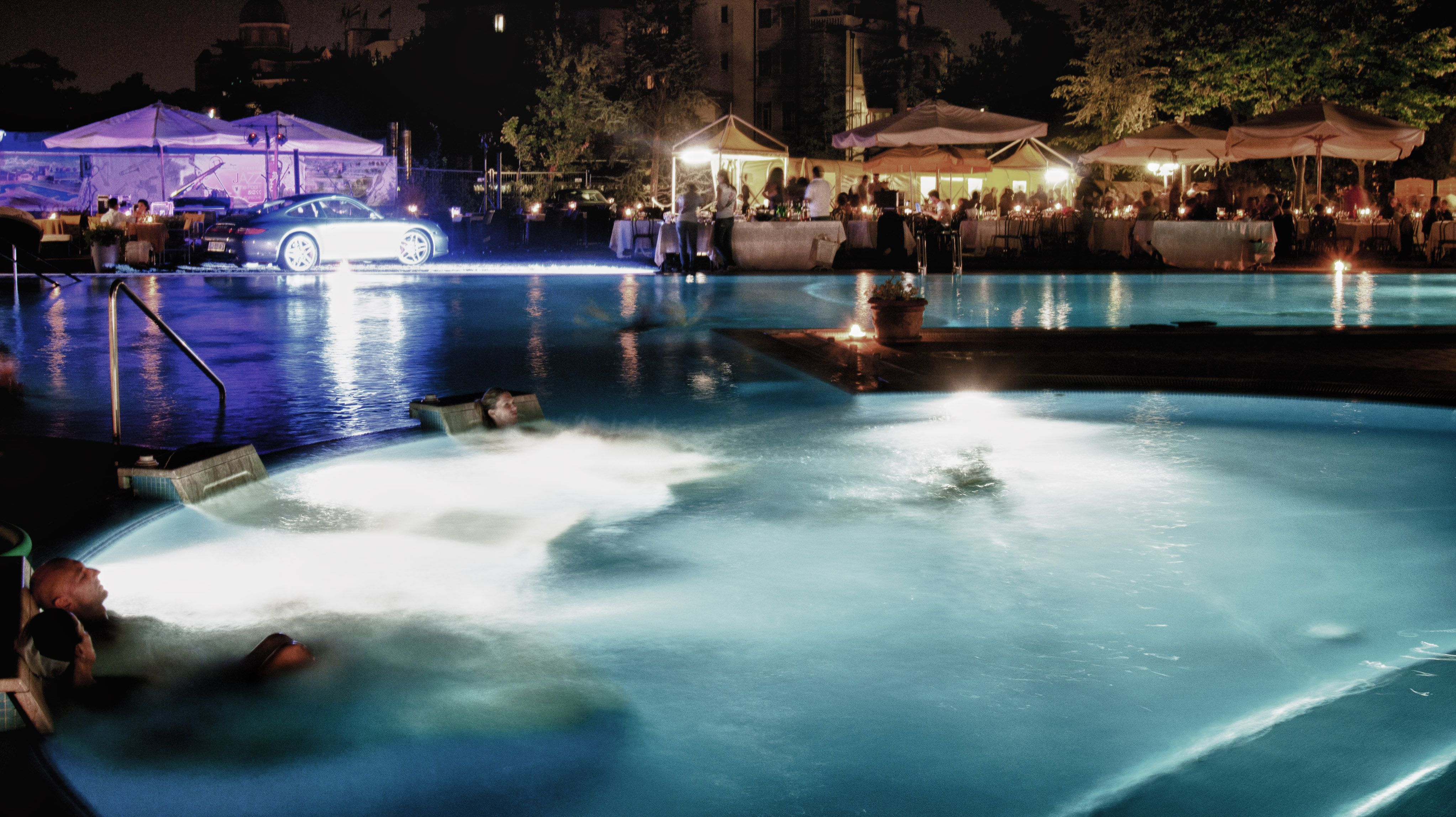 Jazz by the Pool 2012 alle Terme di Montegrotto   Piscine ...