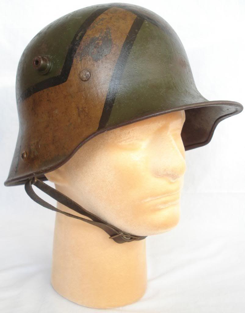 WWI Deutscher stahlhelm M1916   WWI German M1916 steel helmet ... 81d9847c9ca9