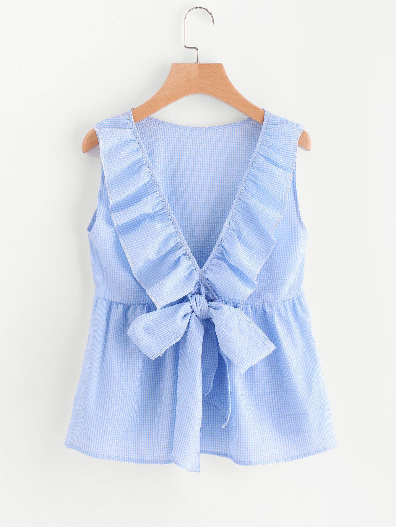3764cebe0e Bluse mit schößchem Saum