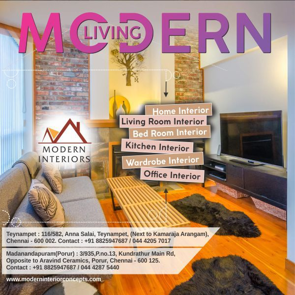 Modern Interior Concepts Magazine about Home Interior | Living Room ...